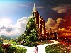 Fantasy Castle Image 3D HD Wallpaper wallpaper