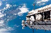 Space Station Viewing From Earth Wallpaper wallpaper